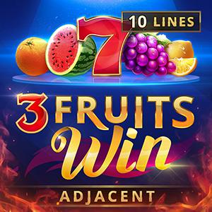 3 Fruits Wins